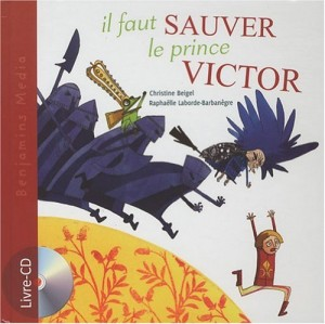 """Afficher """"Il faut sauver le prince Victor"""""""