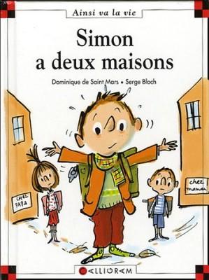 """Afficher """"Max et Lili n° 72 Simon a deux maisons"""""""