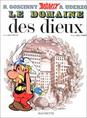 """Afficher """"Une aventure d'Astérix. n° 17 Le Domaine des dieux"""""""