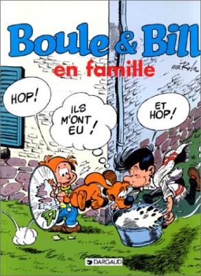 """Afficher """"Boule et Bill Boule et Bill en famille"""""""