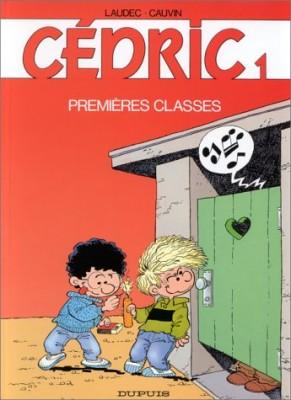 "Afficher ""Cédric n° 1 Cédric."""