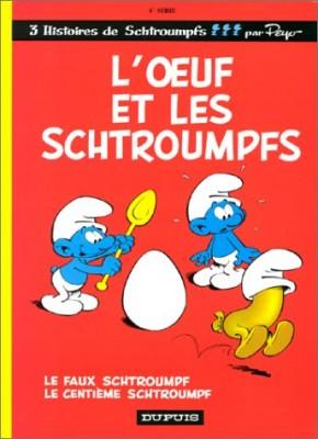 """Afficher """"Les Schtroumpfs n° 4 Les Schtroumpfs."""""""