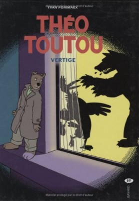 "Afficher ""Théo Toutou n° 04 Vertige"""