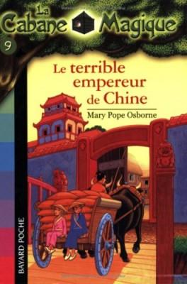 """Afficher """"Cabane magique (La) n° 9 Terrible empereur de Chine (Le)"""""""