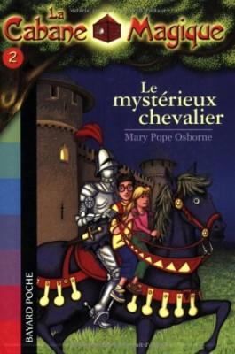 """Afficher """"Cabane magique (La) n° 2 Mystérieux chevalier (Le)"""""""