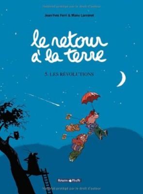 """Afficher """"Retour à la terre (Le) n° 5 révolutions (Les)"""""""