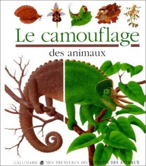 """Afficher """"Le camouflage des animaux"""""""