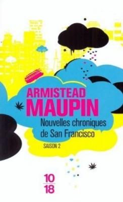 """Afficher """"Chroniques de San Francisco n° 2 Nouvelles chroniques de San Francisco"""""""