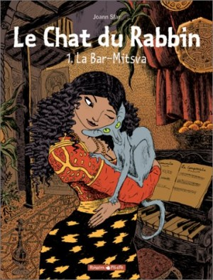 "Afficher ""Le chat du rabbin n° 1 La Bar-Mitsva"""