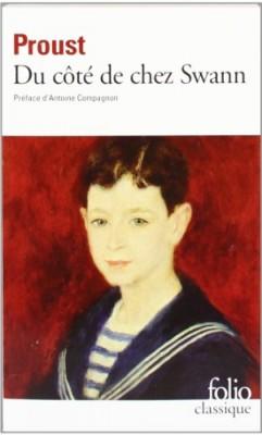 """Afficher """"A la recherche du temps perdu (Edt° Gallimard) Du coté de chez Swann, T. 01"""""""