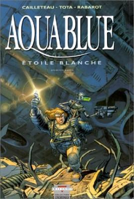 """Afficher """"Aquablue n° 6 Étoile blanche."""""""