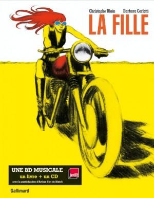 vignette de 'La Fille (Christophe Blain)'