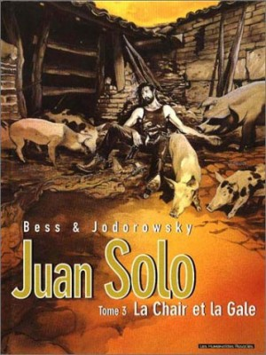 "Afficher ""Juan Solo. n° 3 Chair et la gale"""