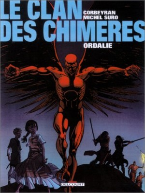 "Afficher ""Le clan des chimères n° 3Ordalie"""