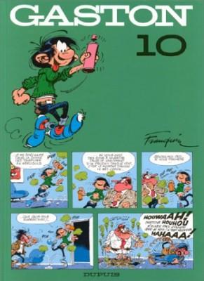 """Afficher """"Gaston, tome 10"""""""