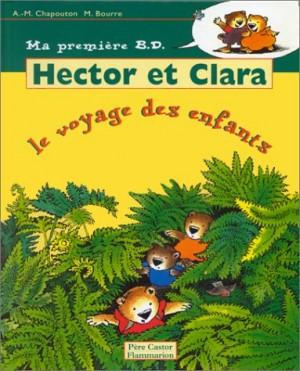 """Afficher """"Hector et Clara. n° 5 Le voyage des enfants"""""""