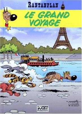 """Afficher """"Rantanplan n° 11Le grand voyage"""""""