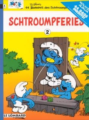 """Afficher """"Schtroumpferies."""""""