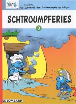 """Afficher """"Les Schtroumpfs n° 1 Schtroumpferies"""""""