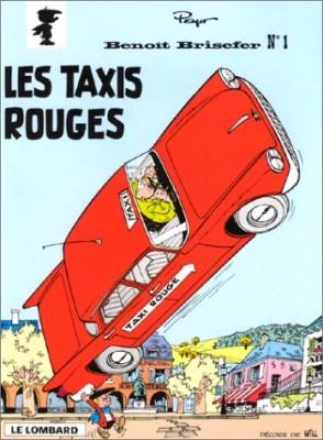 """Afficher """"Benoît Brisefer n° 1 Les Taxis rouges"""""""