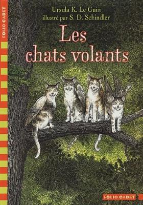 """Afficher """"Les chats volants"""""""