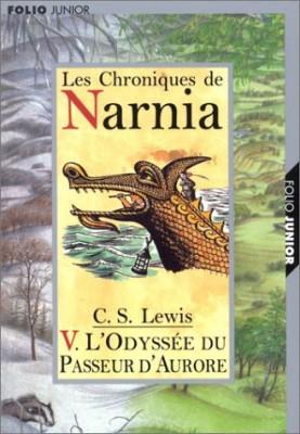 """Afficher """"Chroniques de Narnia n° 5 L'odyssée du Passeur d'Aurore"""""""