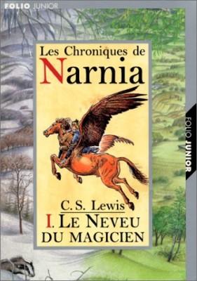 """Afficher """"Les chroniques de Narnia n° 1 Le neveu du magicien"""""""