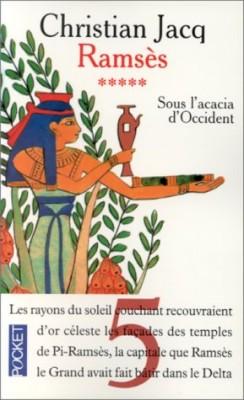 """Afficher """"Ramsès n° 5 Sous l'acacia d'Occident"""""""