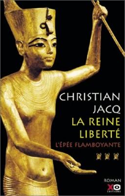 """Afficher """"La reine Liberté n° 3 L'épée flamboyante"""""""