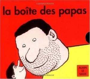 """Afficher """"Boîte des papas n° 1 Papa est content"""""""