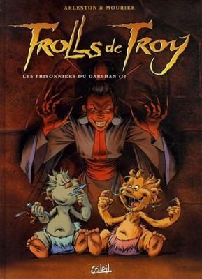 "Afficher ""Trolls de Troy n° 9 Les prisonniers du Darshan"""
