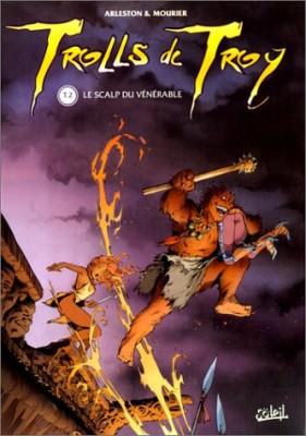 """Afficher """"Trolls de Troy n° 2 Le scalp du Vénérable"""""""