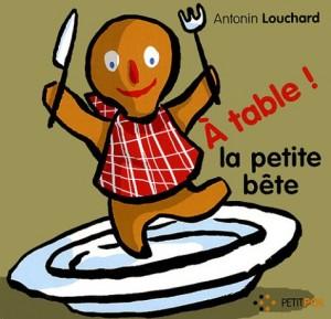 """Afficher """"La petite bête A table ! la petite bête"""""""