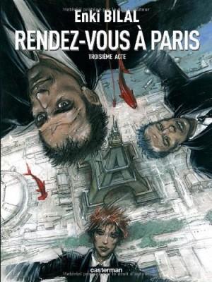 """Afficher """"Le Sommeil du monstre n° 3 Rendez-vous à Paris"""""""