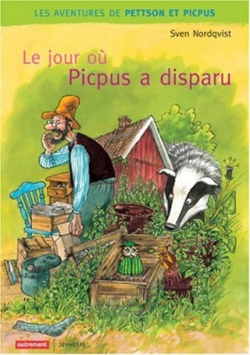 """Afficher """"Les aventures de Pettson et PicpusLe jour où Picpus a disparu"""""""