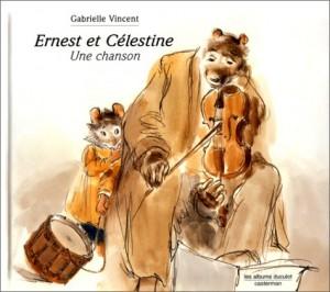 """Afficher """"Ernest et Célestine Une chanson"""""""