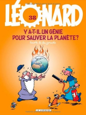 """Afficher """"Léonard n° 38 Y a-t-il un génie pour sauver la planète ?"""""""
