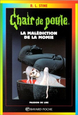 "Afficher ""La malédiction de la momie"""