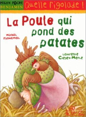 """Afficher """"La poule qui pond des patates"""""""