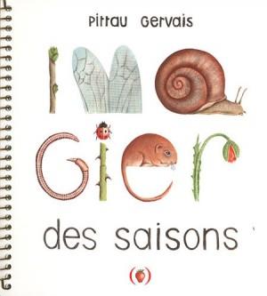 vignette de 'Imagier des saisons (Francesco Pittau)'