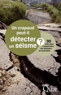 """Afficher """"Un crapaud peut-il détecter un séisme ?"""""""
