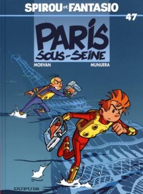 """Afficher """"Les Aventures de Spirou et Fantasio n° 47 Paris Sous-Seine"""""""