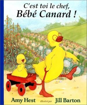 """Afficher """"C'est toi le chef, bébé canard"""""""