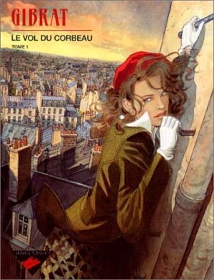 """Afficher """"Le vol du corbeau. 01"""""""