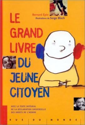 """Afficher """"Le grand livre du jeune citoyen"""""""