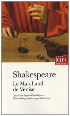 """Afficher """"Le marchand de Venise"""""""