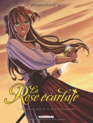 vignette de 'La rose écarlate n° 01<br />Je savais que je te rencontrerais (Patricia Lyfoung)'