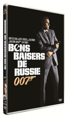 "Afficher ""James Bond Bons baisers de Russie"""