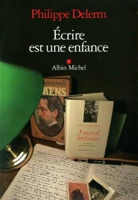 """Afficher """"Écrire est une enfance"""""""
