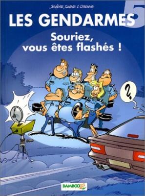 """Afficher """"Gendarmes (Les) n° 5 Souriez, vous êtes flashés !"""""""